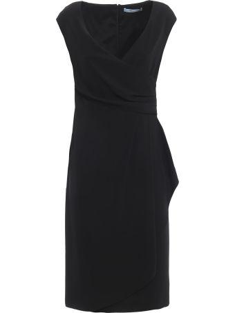 Blumarine V-neck Dress