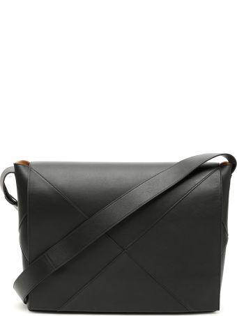 Bottega Veneta Buttercalf Messenger Bag