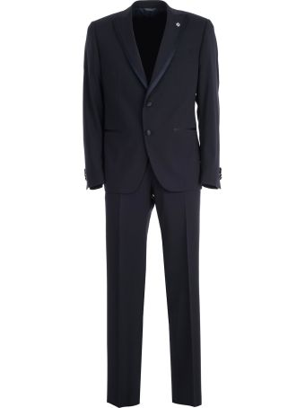 Emanuel Ungaro Ungaro Single Breasted Suit