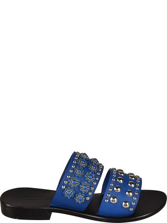 Nanni Studded Embellished Sliders