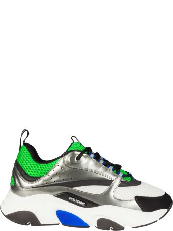 Dior Homme Pull Tab Sneakers