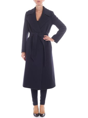 Tagliatore Molly Belted Coat
