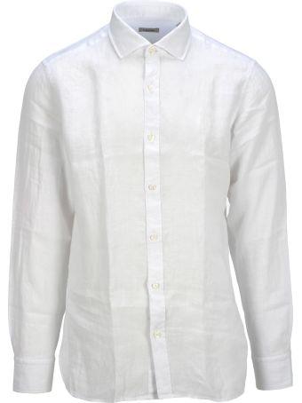 Z Zegna Z-zegna Lino Shirt