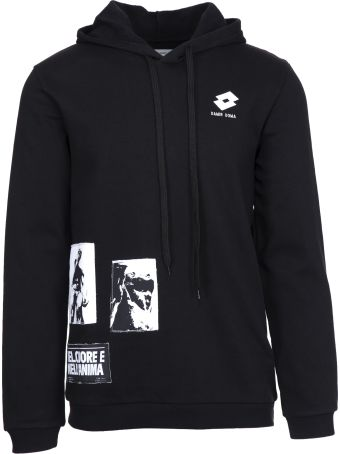 Damir Doma Logo Patch Hoodie