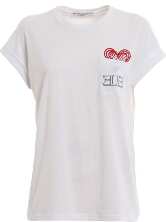 Ermanno Scervino Chest Pocket T-shirt