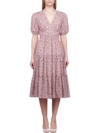 Tory Burch Flared Printed Dress
