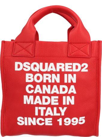 Dsquared2 'born In Canada' Bag