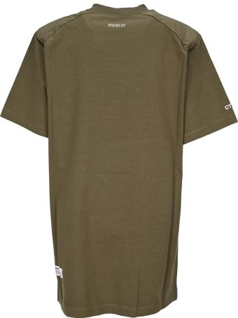 HERON PRESTON T-shirt Dress