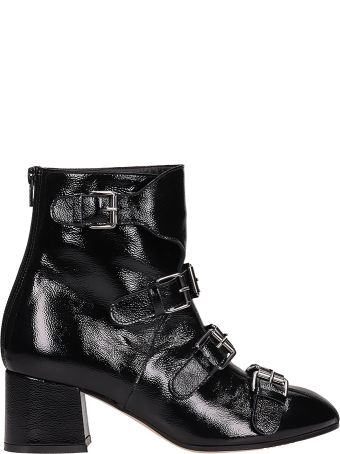 Marc Ellis Black Patent Leather