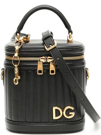 Dolce & Gabbana Matelassé Dg Girls Bag