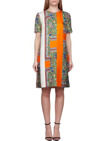 Tory Burch Patterned Top