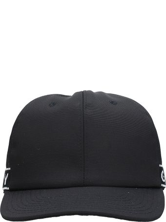 Givenchy Black Canvas Hat