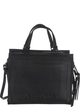 Marc Jacobs Embossed Logo Tote