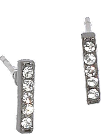 Federica Tosi Lobo Mini Line Earrings