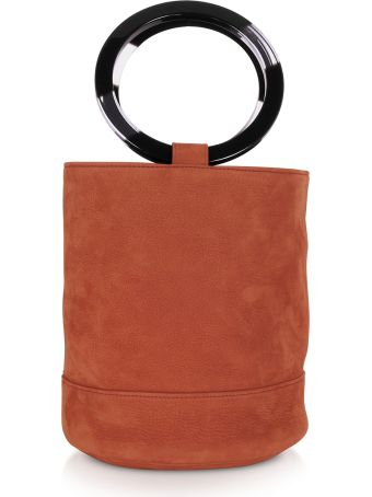 Simon Miller S804 Rust Nubuck Bonsai 20 Cm Bag