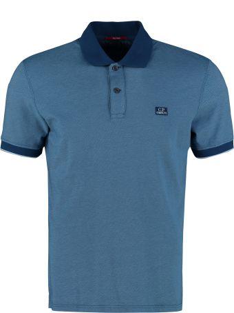 C.P. Company Cotton Piqué Polo Shirt