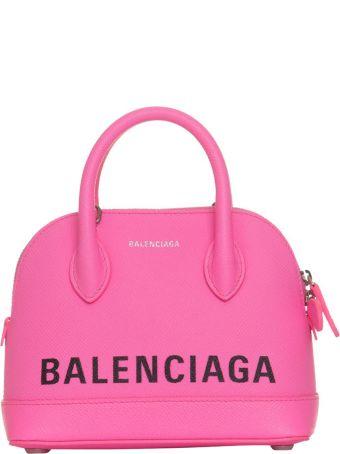 Balenciaga Top Handle Ville Xxs