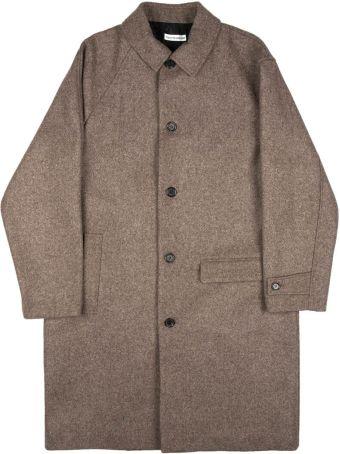Gosha Rubchinskiy Wool Coat