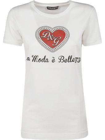Dolce & Gabbana Moda é Bellezza T-shirt