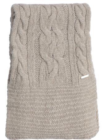 Woolrich Wool And Silk Scarf