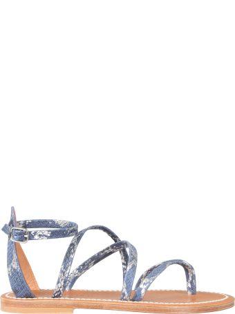K.Jacques Kjacques Strappy Sandals