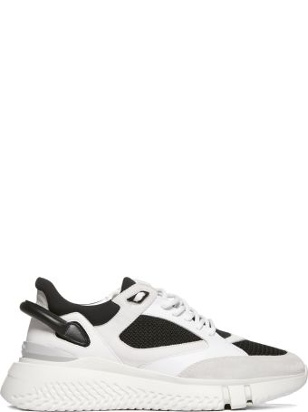 Buscemi Platform Low Top Sneakers