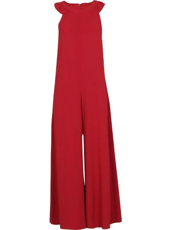 RED Valentino Wide Leg Jumpsuit