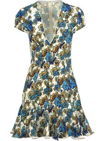 Stella McCartney Stella Mccartney Floral Print Dress
