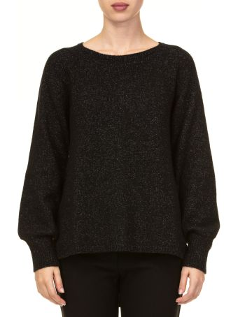 Kangra Kangra Wool Blend And Lurex Sweater