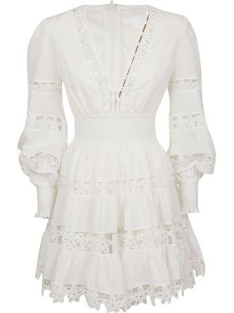 Zimmermann Primerose Daisy Short Dress