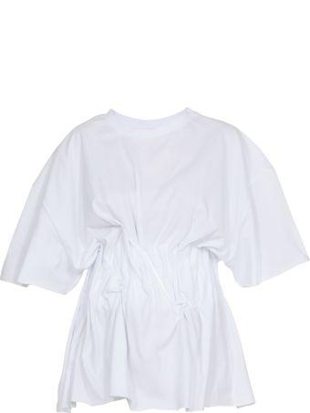 Natasha Zinko T Shirt With Corset