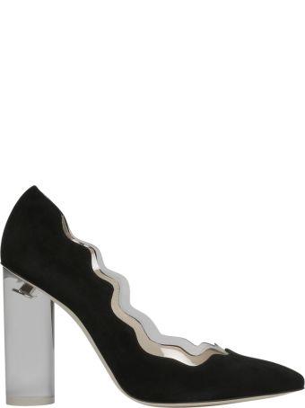 Francesca Bellavita Pointed Toe Pumps