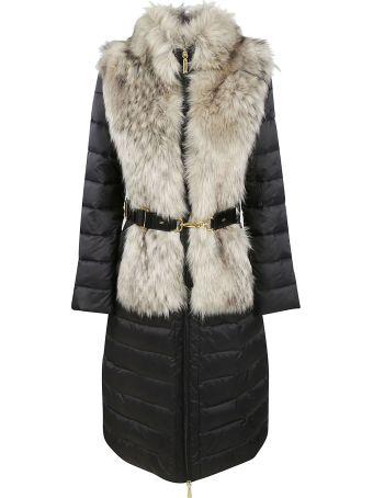 Elisabetta Franchi Celyn B. Fur Coat