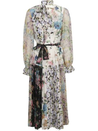 Zimmermann Ninety-six Pleated Dress