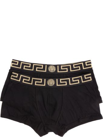 Versace Greek Key Boxer Briefs