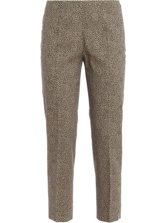 Piazza Sempione Slim Fit Trousers