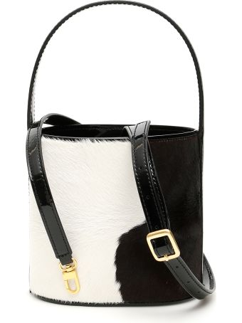 STAUD Bicolor Bissett Bag