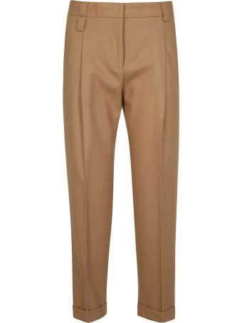 NEWYORKINDUSTRIE New York Industrie Straight Leg Trousers