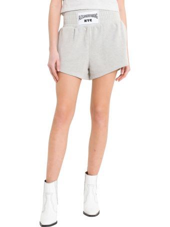 T by Alexander Wang Lightweight Terry Shorts