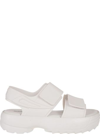 Melissa X Fila Classy Wedge Sandals