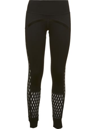 Adidas by Stella McCartney Perforated Running Leggings