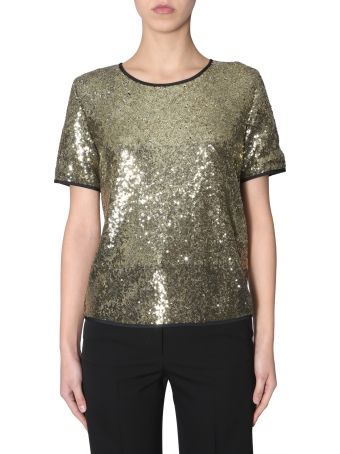 PS by Paul Smith Sequined Blouse