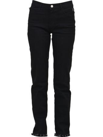 Alyx Black Pierced Jeans