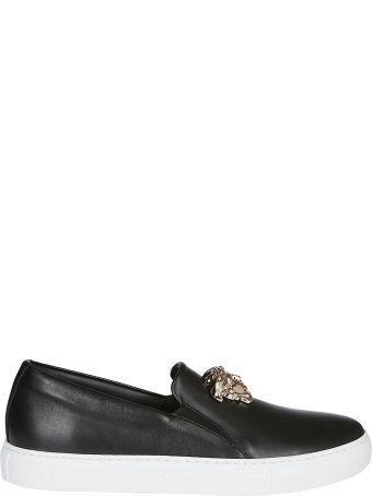 Versace Palazzo Slip-on Sneakers