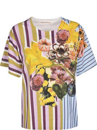 Marni Floral T-shirt
