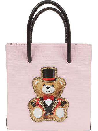 Moschino Teddy Print Shoulder Bag