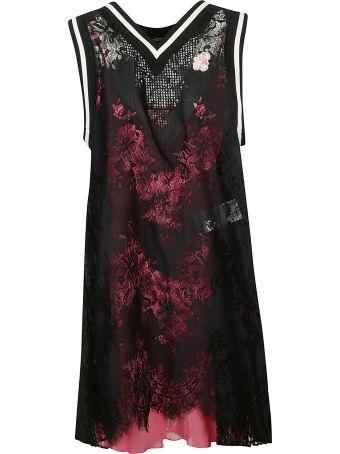 Marco de Vincenzo Floral Dress