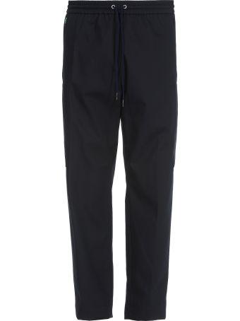 Kenzo Cargo Cotton Pants
