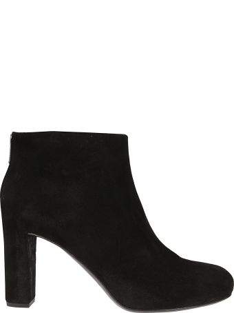 Roberto del Carlo Back Zipped Ankle Boots