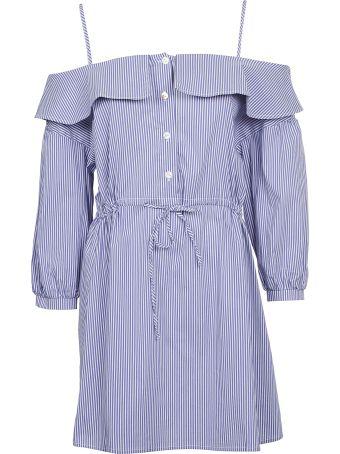 Jovonna Cold Shoulder Dress